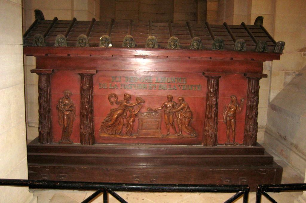paris latin quarter pantheon la crypte galerie est flickr  paris latin quarter pantheon la crypte galerie est le tombeau de jean