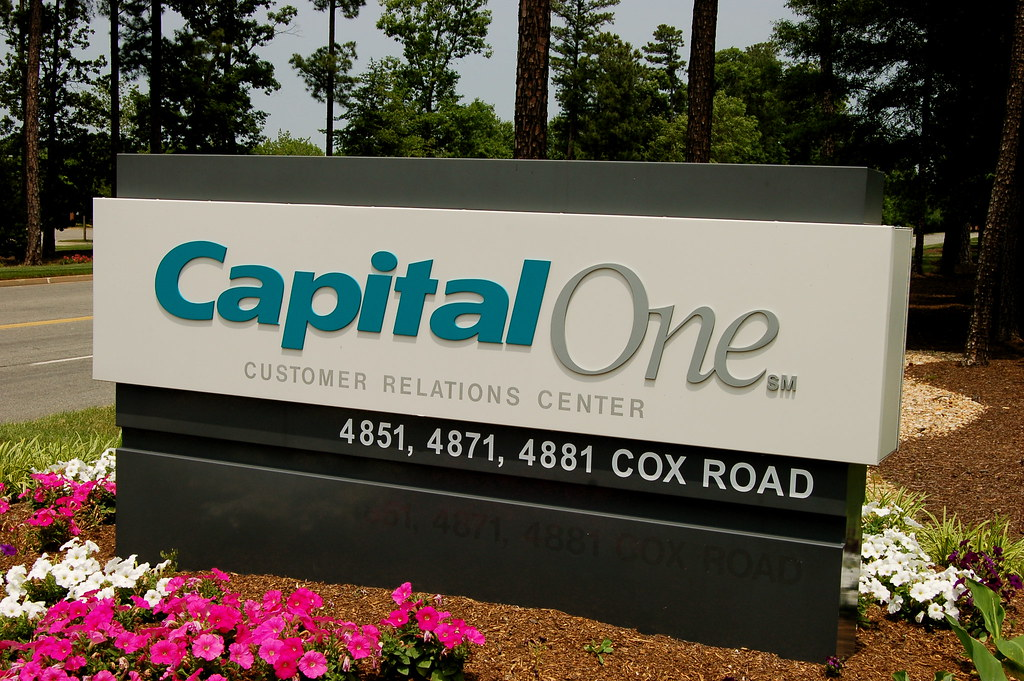 CapitalOne Customer Relations Center | ... In the USA at lea… | Flickr