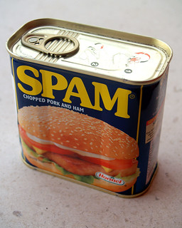 Spam! | by Grumbler %-|