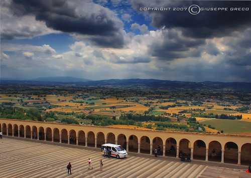 ASSISI LANDSCAPE | by GIUSEPPE GRECO PHOTO