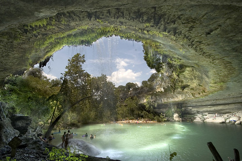Hamilton Pool, Aug 2007 | by DaveWilsonPhotography