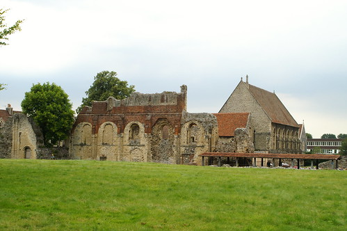 St. Augustine's Abbey @ Canterbury | by Hyougushi