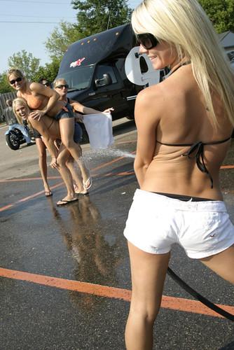 Ladies Car Wash