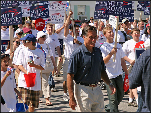 Mitt Romney | by Dave Delay