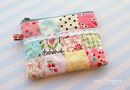 my new iPhone zipper pouch | by nanaCompany