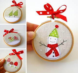 christmas ornaments | by pilli pilli