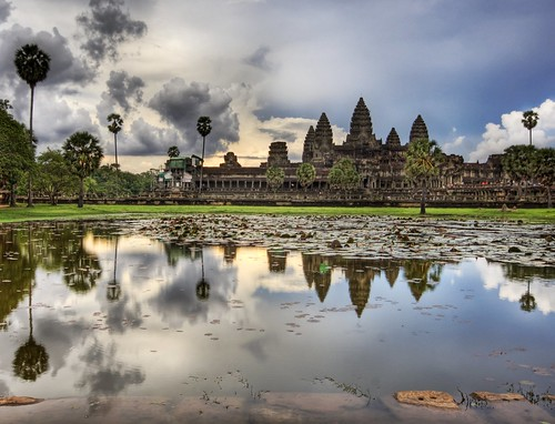 The Timelessness of Angkor Wat | by Stuck in Customs