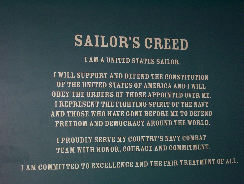 msi sailors creed by the almighty ajax