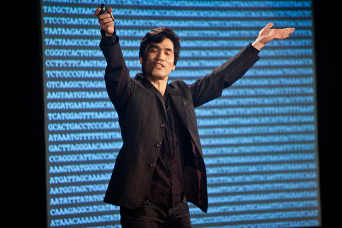 H. Sebastian Seung - Science, Living Systems, and the Edge of Change - Poptech Salon | by Kris Krug
