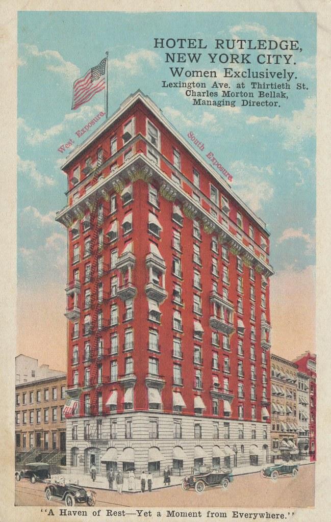 Hotel Rutledge - New York, New York