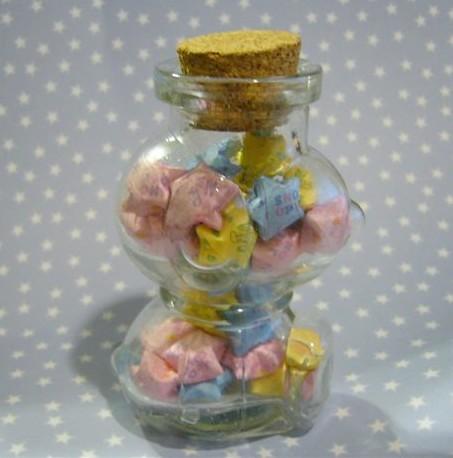 Snoopy Origami Lucky Star Jar