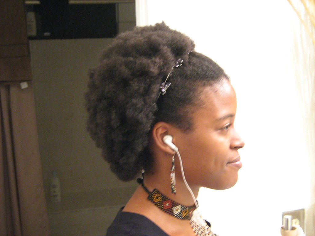 Afro profile