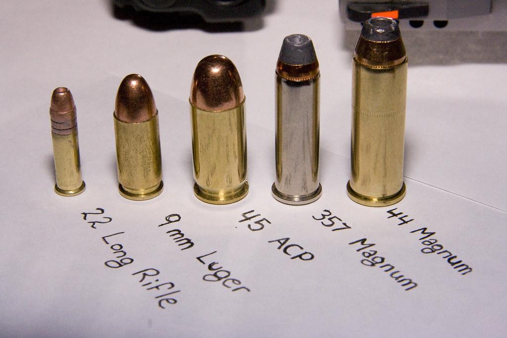 357 Magnum Vs 44 Magnum | www.pixshark.com - Images ...