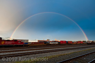 Rainbow Today | by Russ Beinder