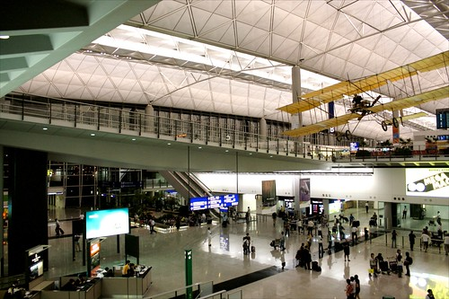 A View of the Arrivals Hall | by gahdjun