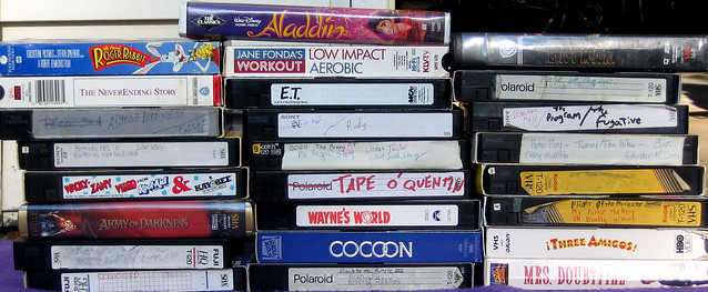 Irish Family VHS Collection