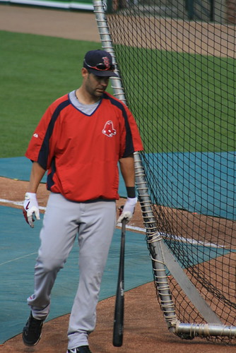 Mike Lowell - BP | by NorJon - All Rights Reserved