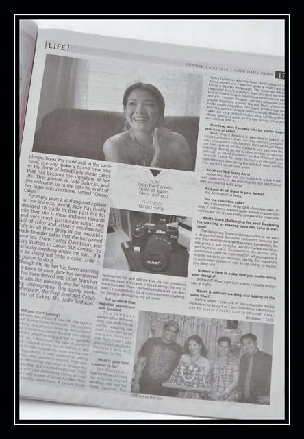 3Pages on Cebu Daily News | Jade Saducas | Flickr