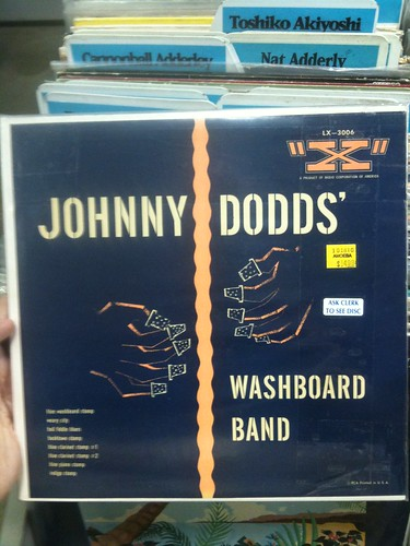 Johnny Dodds' Washboard Band | by pheezy