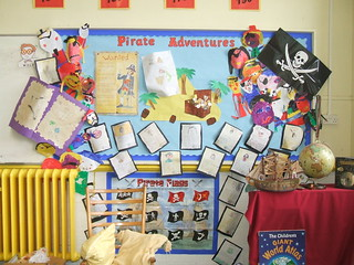 Class 3H Pirate Day Display | by Ddraig-Goch