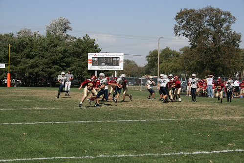 Excellent lincoln midget football
