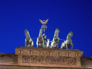 quadriga | by csaavedra
