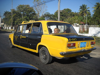 Lada 2101 Limo. Havana | by overmoder