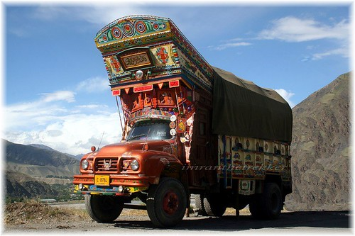 Trucks, my favorite topic | by imranthetrekker , Bien venu au Pakistan