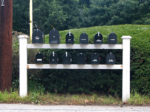 Mailboxes | by drocpsu