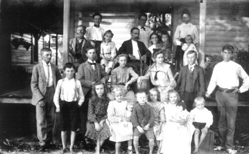 An extended family: Eastpoint, Florida | by State Library and Archives of Florida