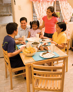 Mormon Family Dinner | by More Good Foundation