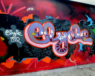 Washington Heights Graffiti | by LoisInWonderland