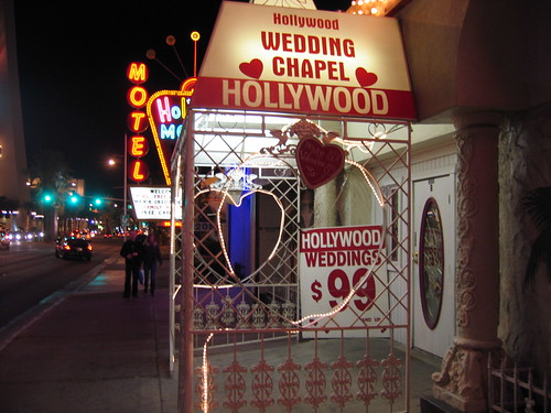 Hollywood Wedding Chapel - $99 | by John Morton
