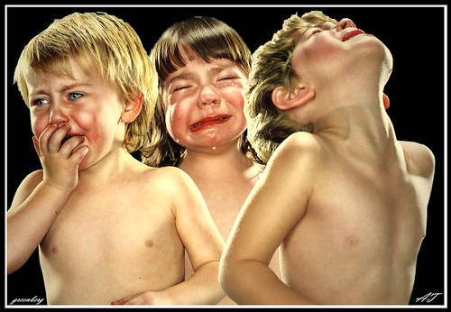 Crying children - Picture parts from Jill Greenberg | by pictureclub_2000
