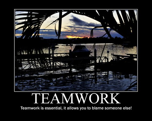 Teamwork | by thinboyfatter