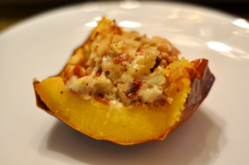 Pumpkin Stuffed with Everything Good | Dorie Greenspan ...