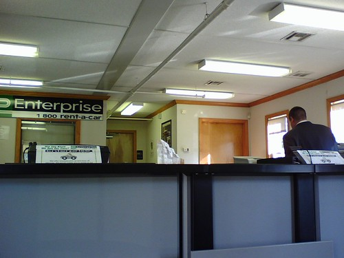 Enterprise Rent A Car Wilma Rudolph