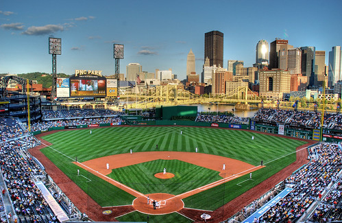 PNC Park, Dusk | by andertho