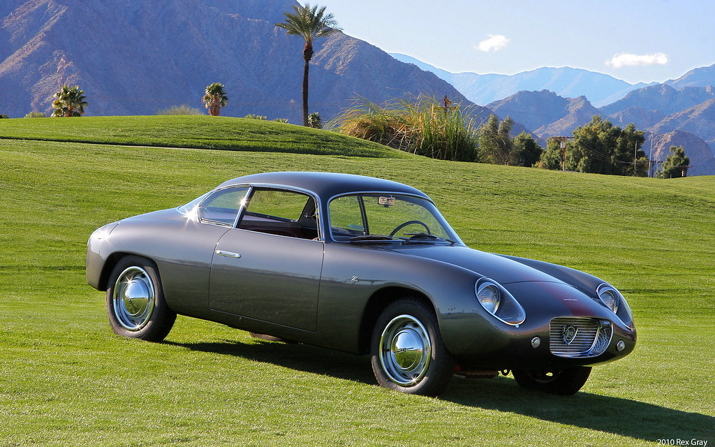 1959 Lancia Appia GTE Zagato - fvr | Third Annual Desert Cla… | Flickr