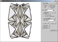 Rigid Origami Software