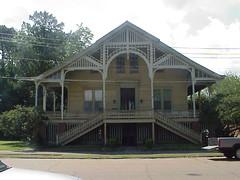 09 carpenter gothic house on broadway natchez  mississip