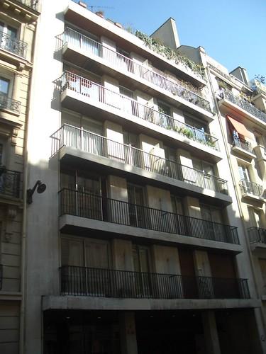 Appartement bongo rue marbeau 75016 paris 9 000 euros le m flickr - Biens atypiques paris ...