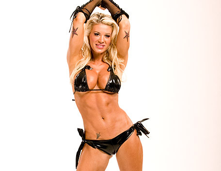 Ashley from naked picture wwe