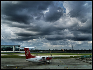London City Airport | by ccgd