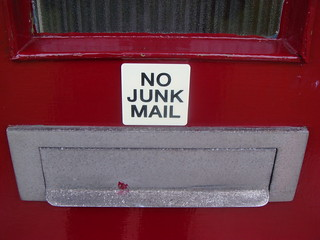 365/6 Sept 25th 07 Junk Mail | by Altered Angel