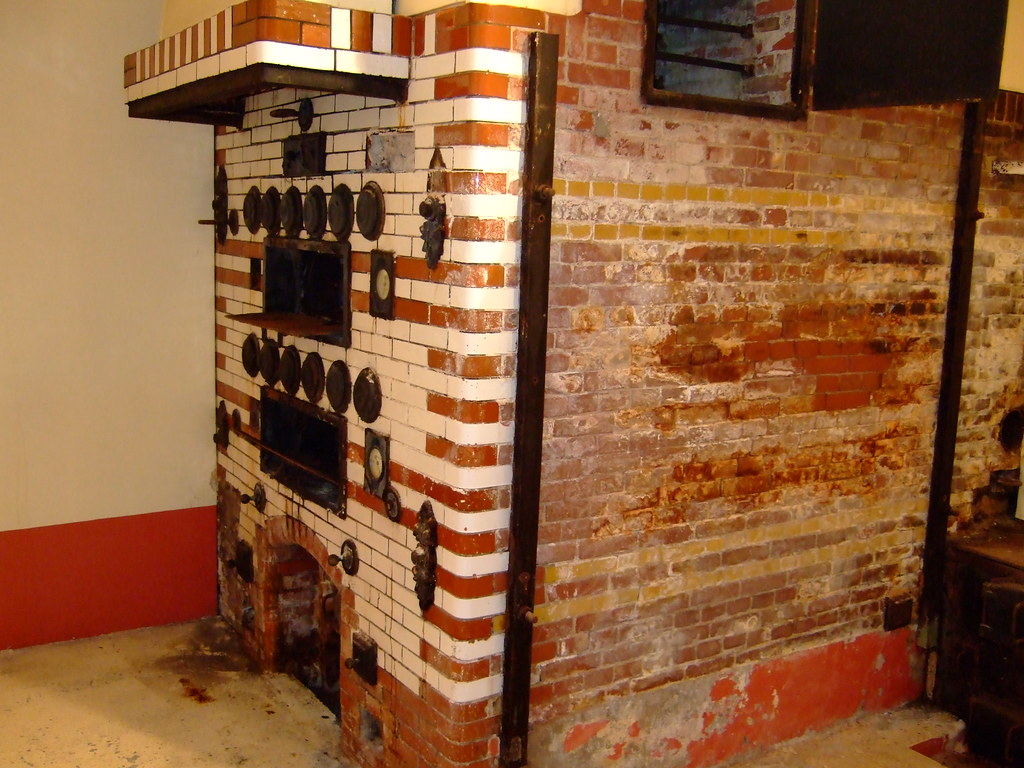 Old Bakery Oven
