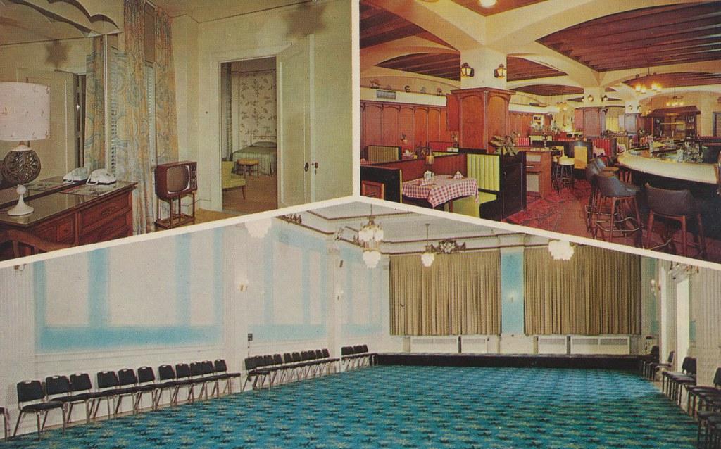 Hotel Utica Motor Hotel - Utica, New York