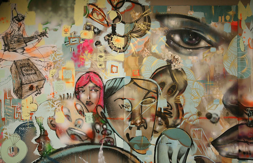 David choe mural at facebook see the blog post for more for David choe mural