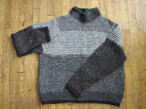 BW Wool Sweater | by jimbobspinspics
