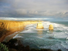 Lights on Twelve Apostles (Victoria) 12 門徒石 | by MelindaChan ^..^